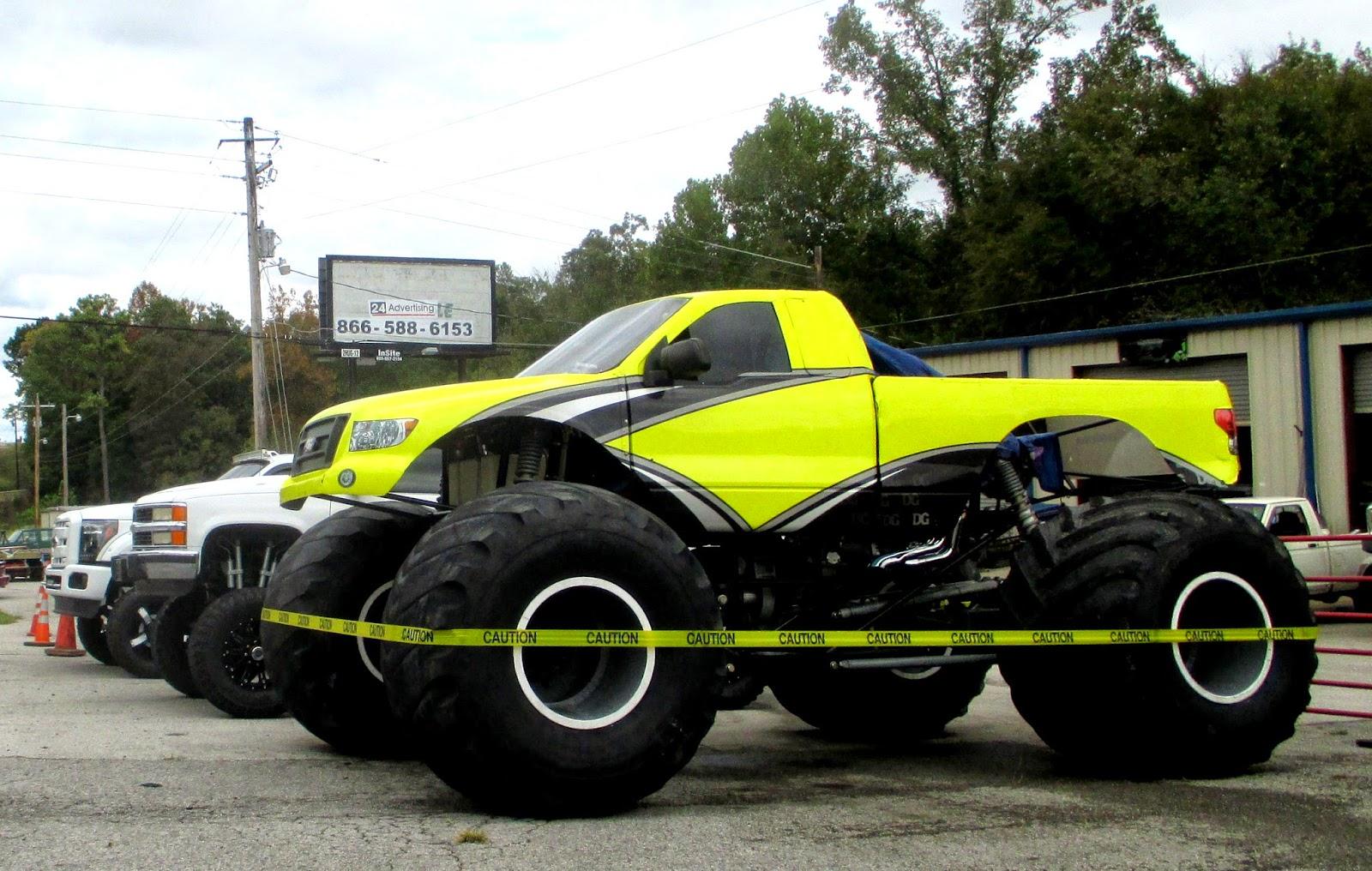 monster trucks for autos weblog. Black Bedroom Furniture Sets. Home Design Ideas