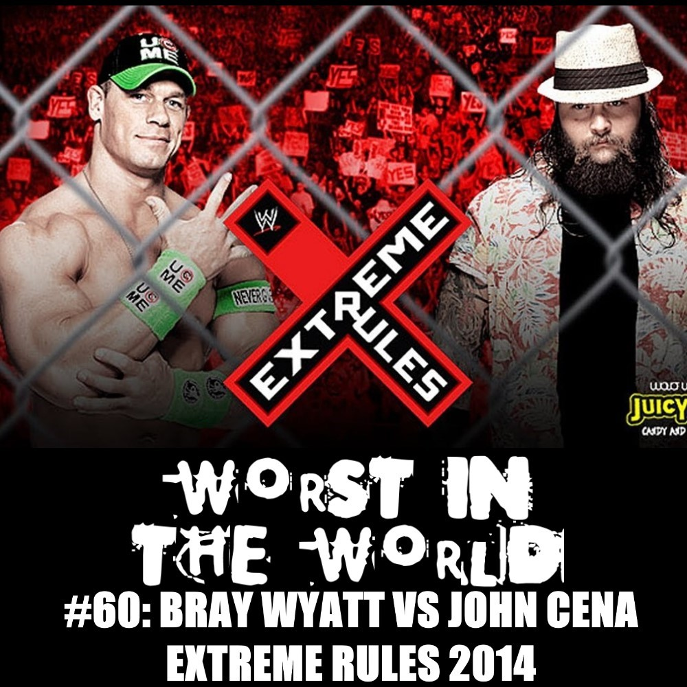 The last time a john cena match came up on the list i explained one of the reasons a lot of people including myself don t like john cena