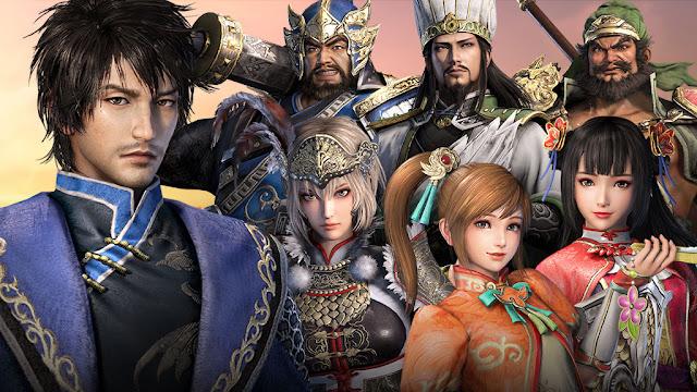 เกมสามก๊ก Dynasty Warriors 9 (10 ด่าน 7 ขุนพล)