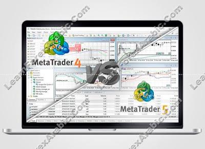 شرح منصات التداول ميتاترايدر 4 Metatrader و ميتاترايدر 5 Metatrader و الفرق بينهما
