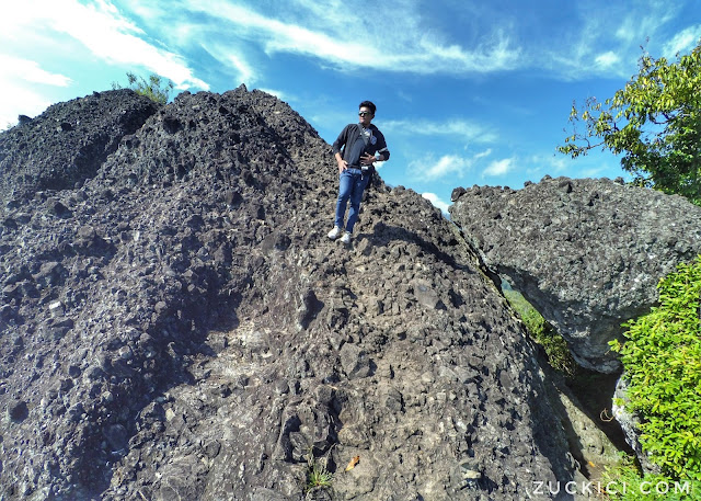 Batu di Bukit Sepikul