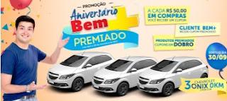 Promoção Bandeirante Supermercados 2017 Aniversário Bem+Premiado
