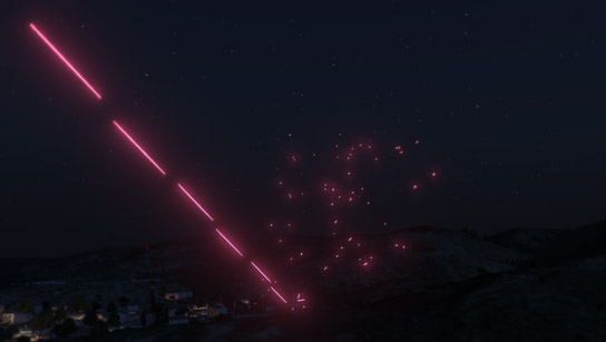 曳光弾を美しくする Arma 3 用の...