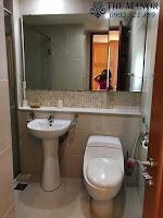 Tòa nhà The Manor quận Bình Thạnh bán hoặc cho thuê | phòng vệ sinh