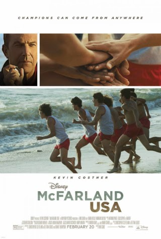 McFarland, USA [2015] [DVDR] [Custom] [Latino]