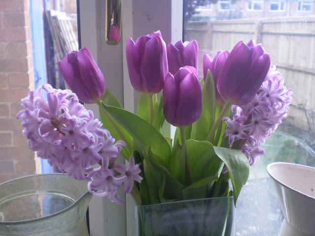 My Valentines Blooms