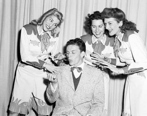 The Andrews Sisters tv show