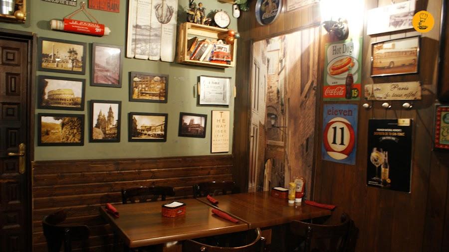 Salón Fogg Bar Madrid