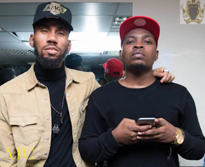 olamide and phynoo - Nigerian Artist Tekno Reveals He's Suffering From Acid Reflux