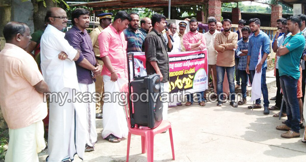 Kerala, News, DYFI, Street light, Inauguration.