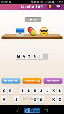 Emoji Quiz soluzione livello 164