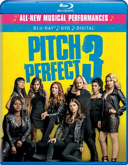 Pitch Perfect 3 (Notas Perfectas 3) (2017) 720p y 1080p BDRip mkv Dual Audio AC3 5.1 ch