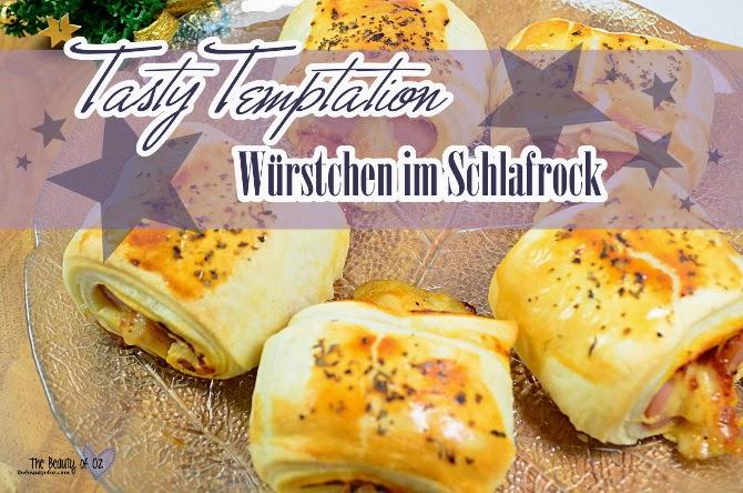 Rezept Würstchen im Schlafrock - Fingerfood