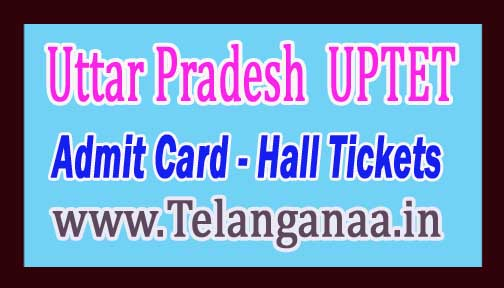 UPTET Admit Card Hall Tickets Download 2016 @ upbasiceduboard.gov.in
