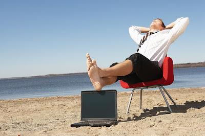 Mengatasi rasa malas setelah liburan panjang