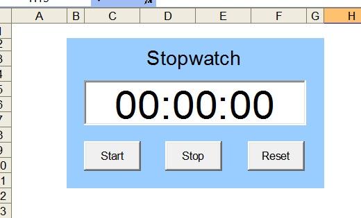 Application Ontime In Excel @ tunizu72 :: 痞客邦::