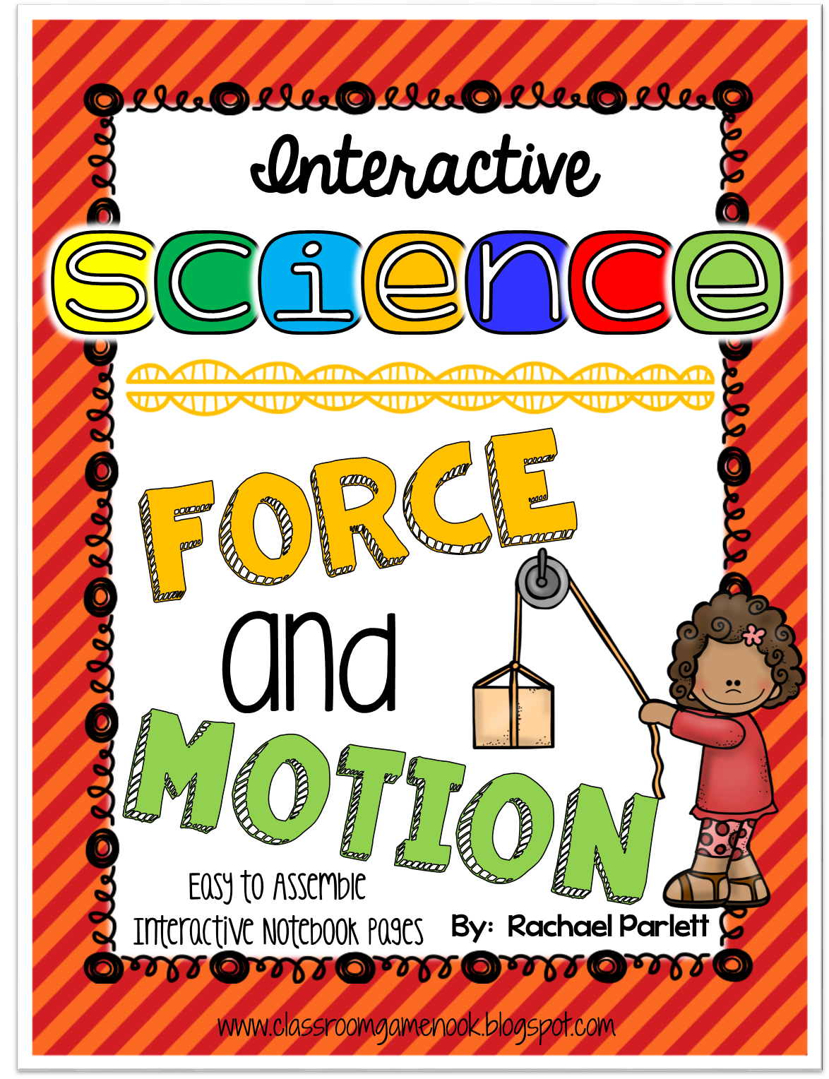 Interactive Notebook Force And Motion