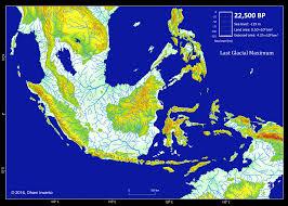 Terbentuknya kepulauan Indonesia