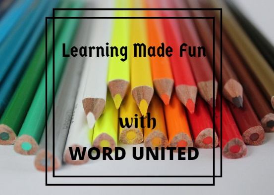 Word United Flash Cards
