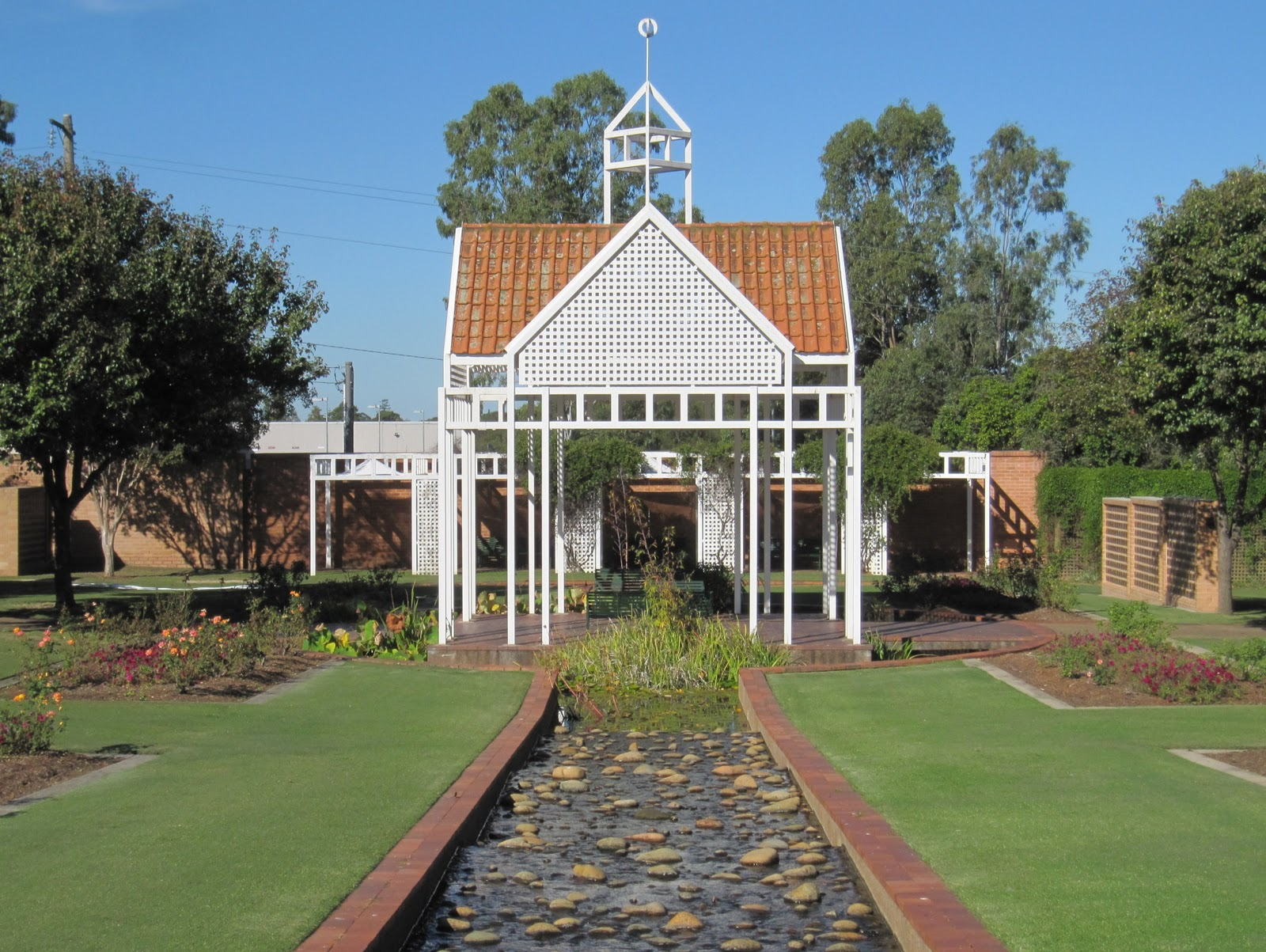 Sydney City And Suburbs Rookwood Garden Of Remembrance