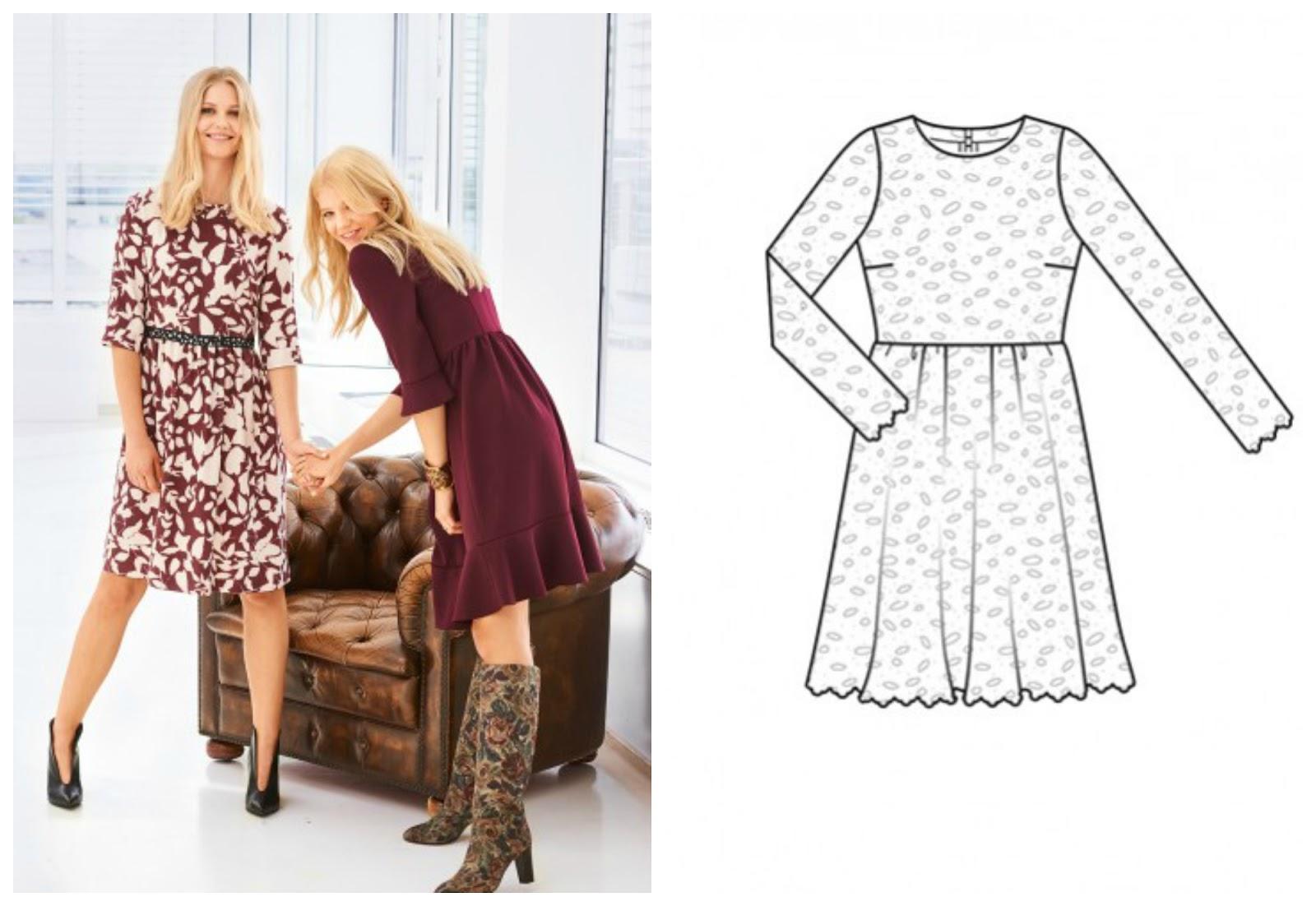 Reseña Burda Easy otoño/invierno 2016 ~ Moda en la Costura