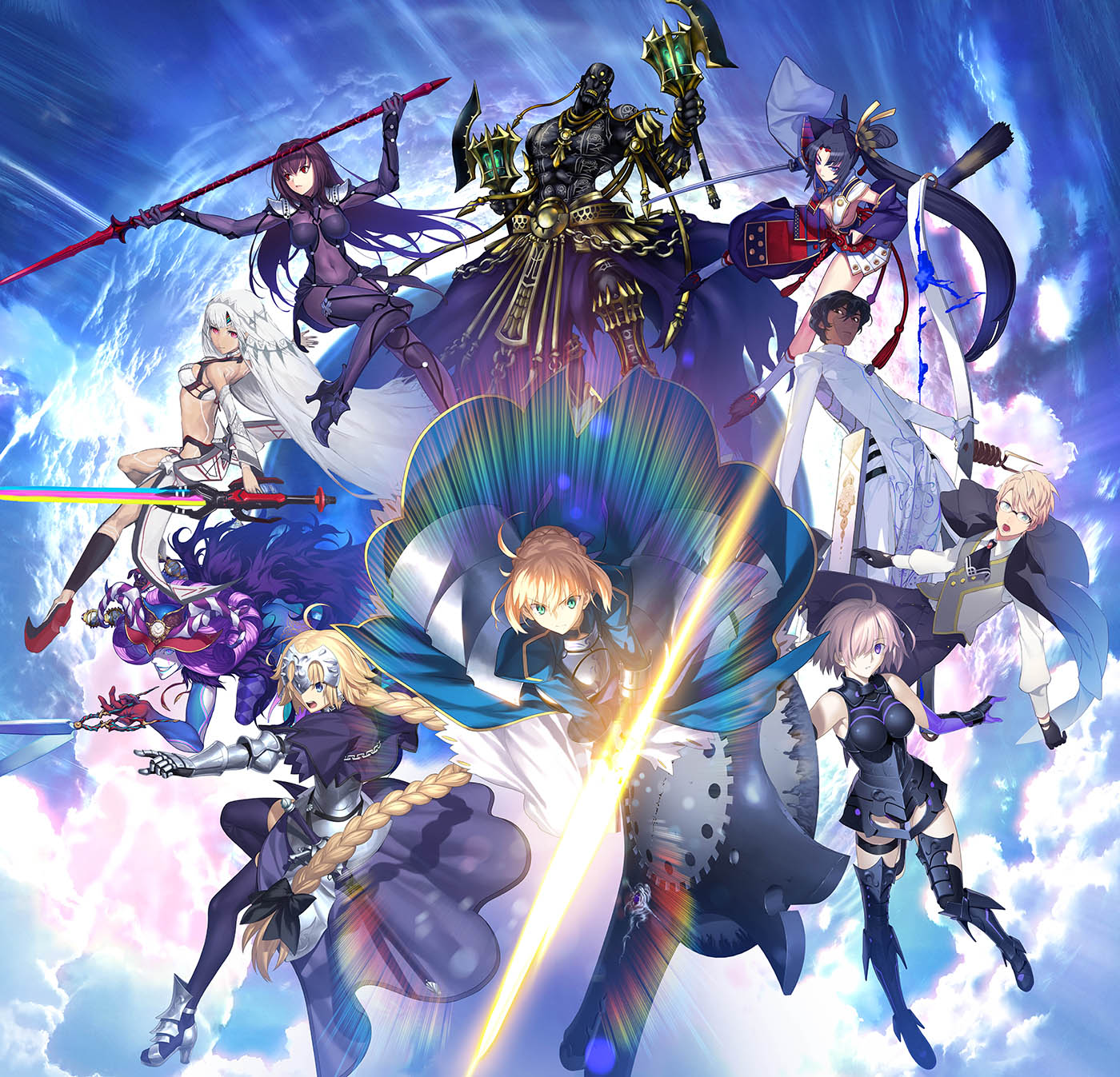 First Impressions: Fate/Grand Order | Milkcananime