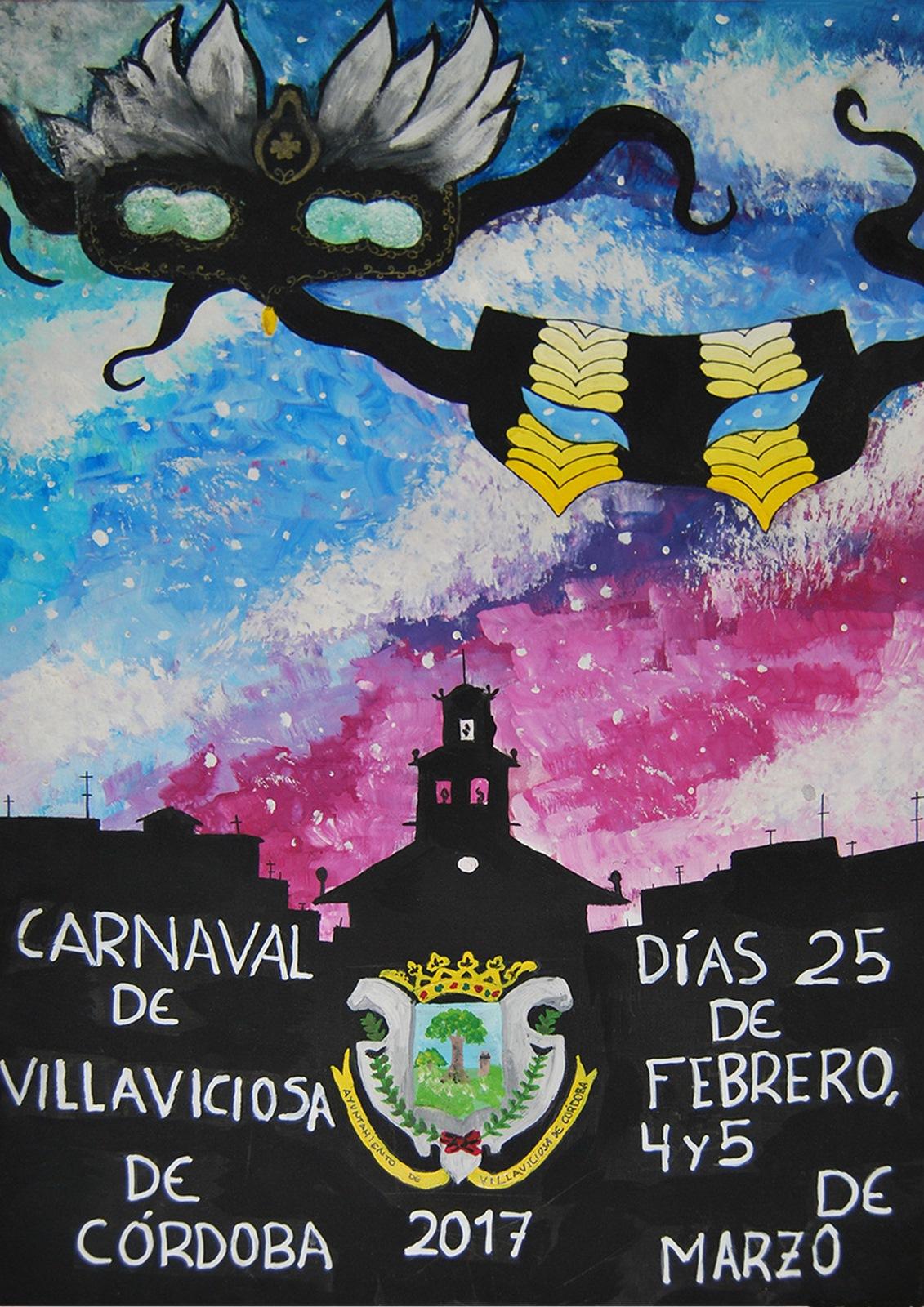 Carnavales en c rdoba 2017 aznalfarache for Azulejeria antigua cordoba