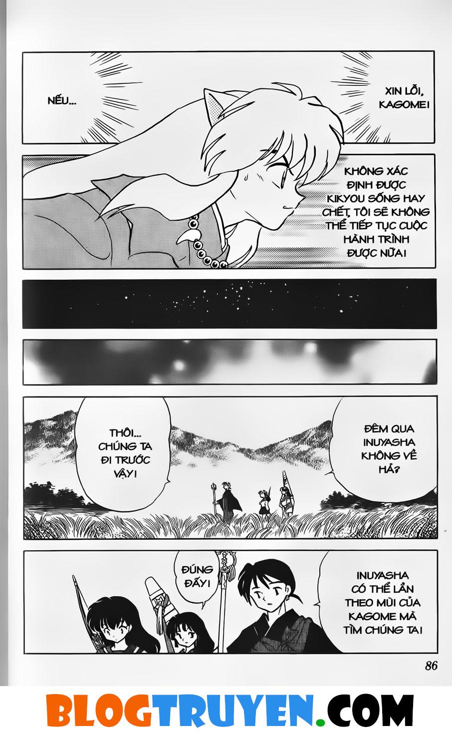 Inuyasha vol 29.5 trang 11