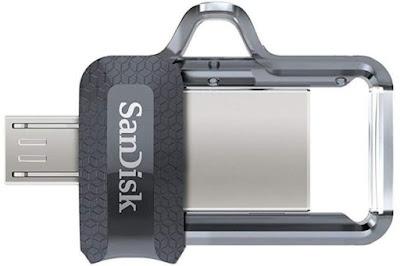 SanDisk Ultra Dual 64GB USB 3.0 OTG Pen Drive,PenDrive,Sandisk,amazon