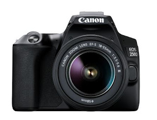 Canon EOS 250D / Rebel SL3 PDF User Guide / Manual Download