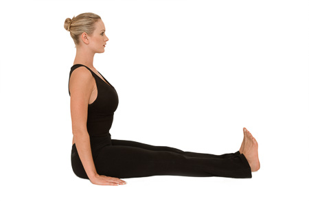 Dandasana Yoga Poses