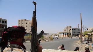 Pertempuran antara Teroris Syiah Houthi dan Pemerintah Yaman Kembali Meletus