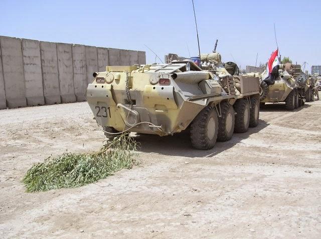 Ірак. Остання ротація