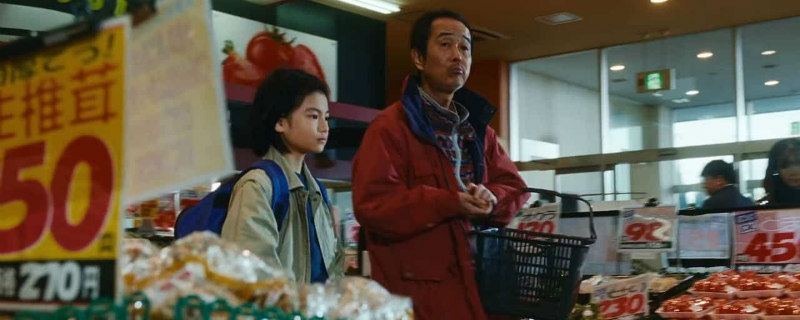 shoplifters film