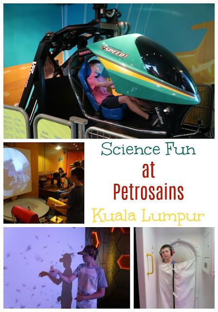 petrosains discovery center