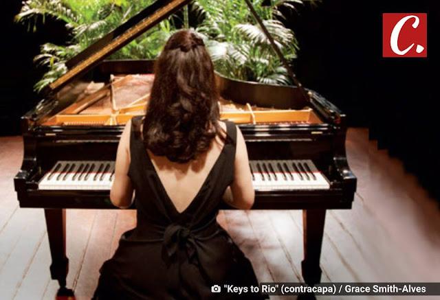 ambiente de leitura carlos romero sorteio samuel cavalcanti grace elizabethh smith alves pianista potiguar musica erudita brasileira cd keys to rio