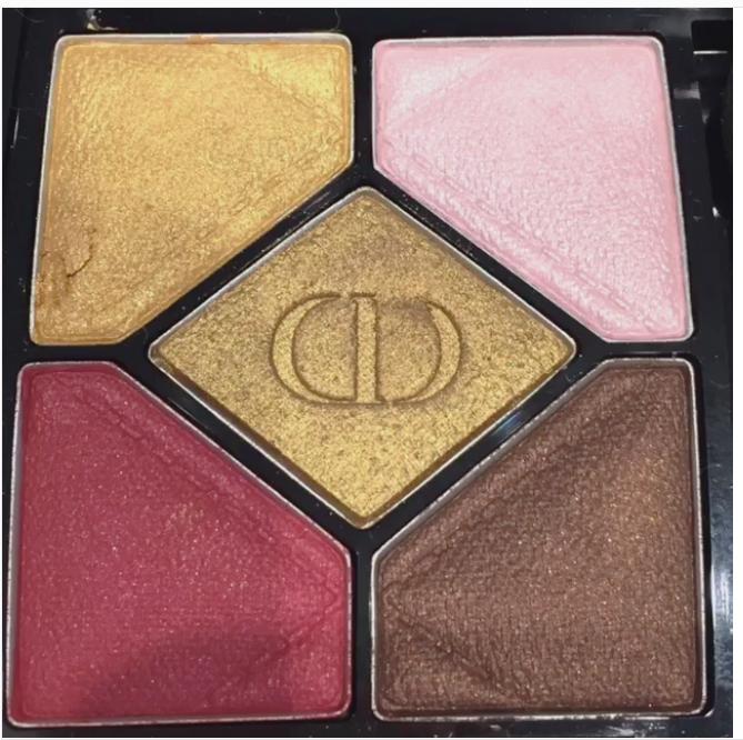Dior-5-Couleurs-Eyeshadow-Palette