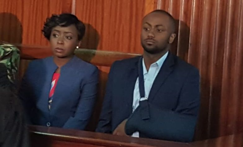 The Witch Is Free! Jacque Maribe Released On Bail, Joe Irungu's Application Denied
