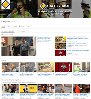 Safetycare's Preview YouTube Channel