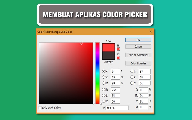 Contoh Color Picker
