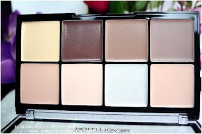 makeup ultra pro hd cream contour makeup revolution