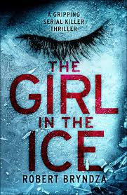 Cover Love:The Girl in The Ice-Robert Bryndza