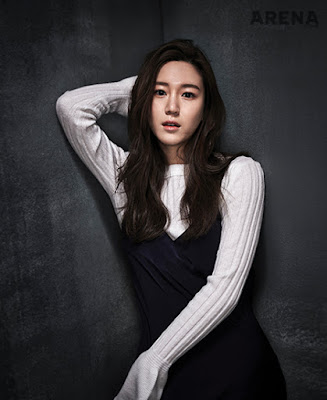 Lee Da In - Arena Homme Plus Magazine March 2016
