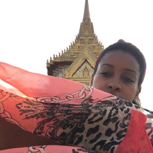 O MEU CABELO E A TAILÂNDIA | BEDJO TRAVELS