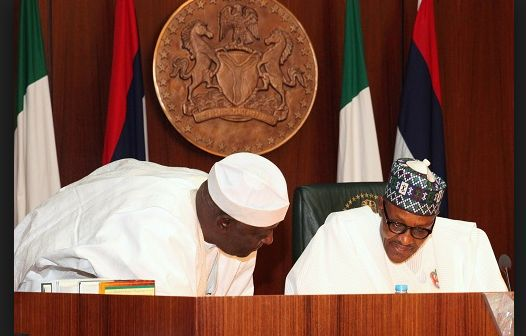 Buhari Orders AGF To Probe SGF Lawal, Others