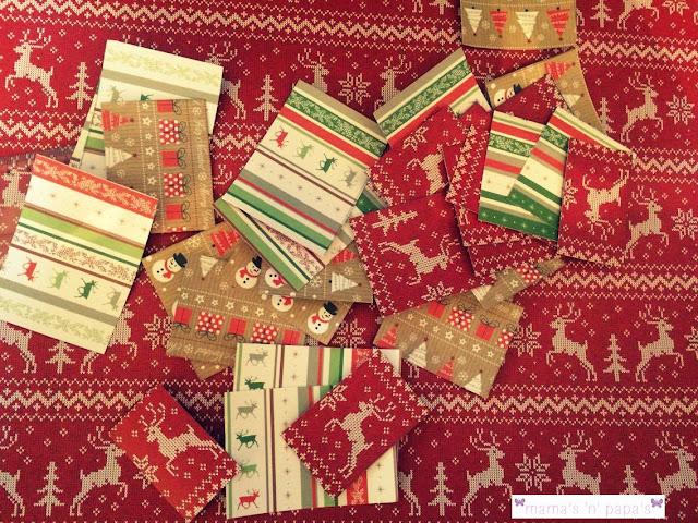 diys, paper, christmas