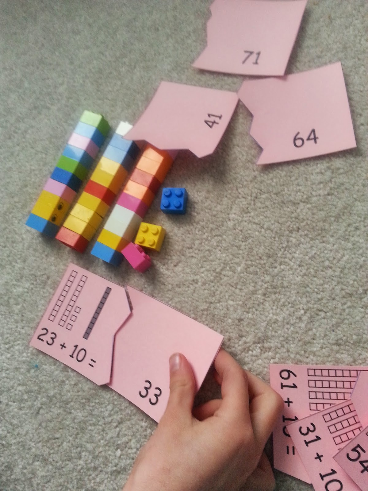 Primary Inspiration Solving The Puzzle Of Place Value