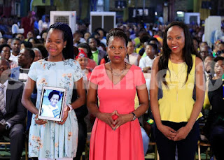 Girl Who ''Cries Blood'' Delivered Of Demons At T.B JOSHUA'S Church.