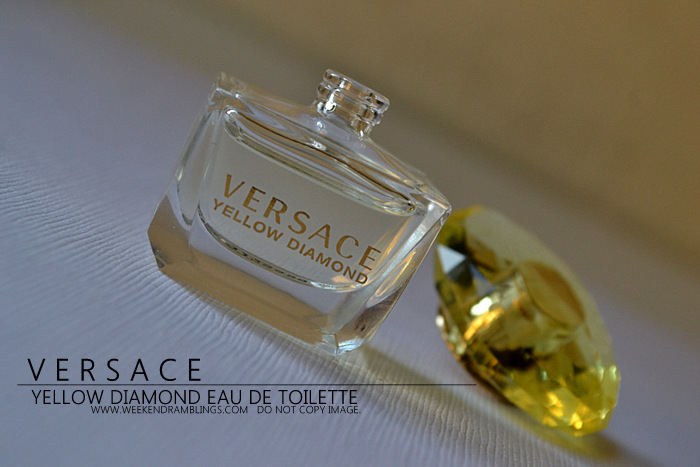 Versace Yellow Diamond  Ml Precio