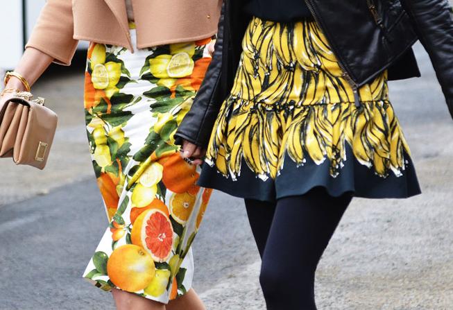colour, street style, inspirujące kolory, mocne kolory, stylizacje, jak nosić, miks kolorów,